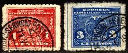 03904 Colômbia 253/54 Brasão U - Kolumbien