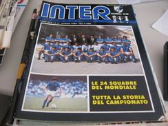 RIVISTA  INTER 5 MAGGIO 1986 - Sport