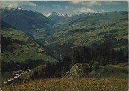 Lugnezertal GR Von Riein Aus - Photo: Hs. Rostetter - GR Grisons