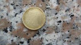 TONDELLO DI MONETA DA CATALOGARE - - Monete