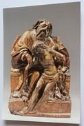 CPM Jean- Marc Delvaux - Dieu De Miséricorde Flandres XVe Siècle - Sculture