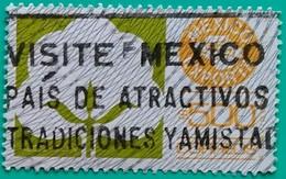 MÉXICO 1981-1987 México Exporta. USADO - USED - Mexique