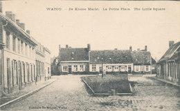 WATOU / POPERINGE / DE KLEINE MARKT / LA PETITE PLACE