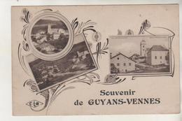 Souvenir De GUYANS VENNES - Altri Comuni