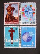Luxembourg. 1983. Yvert N° 1020 à 1023 **. Commémorations Diverses.