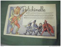 Pub La Chicoree Bleu-argent Des Etablissements Arlatte De Cambrai -chansons Polichinelle  Illustrateur  Blanchart- - Alcools