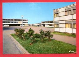 54. Villerupt. CES Jean Macé ( Architectes Favre Et Burc, Paris ). 1987 - Other Municipalities