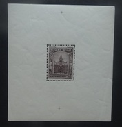 BELGIE  1936    Blok 5 A      Postfris **     CW  325,00
