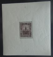 BELGIE  1936    Blok 5 A   (2)    Afm  114 / 124    Postfris **     CW  325,00