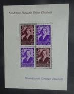 BELGIE  1937    Blok  7     Postfris **     CW  130,00