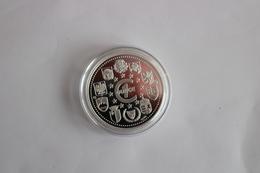 Silver Ounce Luxemburg Lot 1130 - Münzen