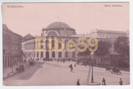 Pologne, Polska, Warszawa, Banque Nationale, écrite