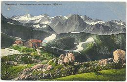 CPA OBERSTDORF - Nebelhornhaus Von Norden - Phot. M. Rauch N°4158 - Oberstdorf