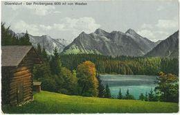 CPA OBERSTDORF - Der Freibergsee Von Westen - Phot. M. Rauch N°2168 - Oberstdorf