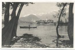Isola Superiore - Lago Maggiore  (2 X Scan) - Italien