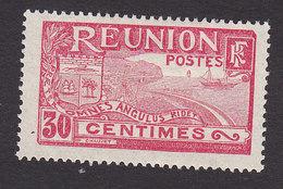 Reunion, Scott #75, Mint No Gum, Scenes Of Reunion, Issued 1922 - Reunion Island (1852-1975)