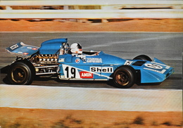 CPM - MATRA MS 120 B - Equipe Matra Simca ( Chris AMON ) - TBE - Grand Prix / F1