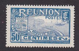 Reunion, Scott #84, Mint No Gum, Scenes Of Reunion, Issued 1922 - Reunion Island (1852-1975)