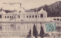 Torino - Esposizione 1911 - Ausstellungen