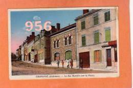 CPA * * GRANDPRE * * La Rue Montflix - Other Municipalities