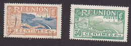 Reunion, Scott #73, 77, Used, Scenes Of Reunion, Issued 1922 - Used Stamps