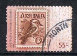 Australia SG3217 2009 Bicentenary (2nd) 55c Good/fine Used [9/11363/6D]