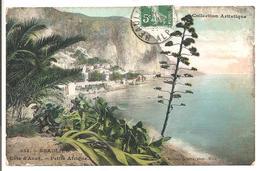 06 - BEAULIEU - Petite Afrique  - Couleur - Beaulieu-sur-Mer