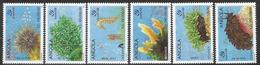 1998 Angola  Expo Lisbon Marine Life  Complete Set Of 6 MNH