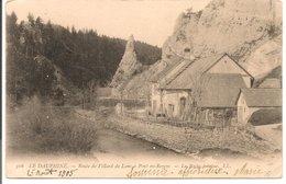 L103A325 - Dauphiné - Route De Villard De Lans à Pont En Royans - La Roche Pointue - LL  N°306 - Précurseur - Unclassified