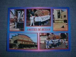 BESSAN  -  34  -  Multivues  -  HERAULT - France