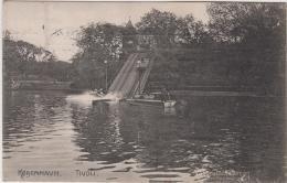 AK - KOPENHAGEN - Tivoli - Bootsrutsche 1910 - Dänemark