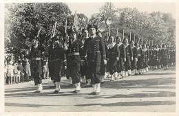 ECOLE DES FOURRIERS DE ROCHEFORT SUR MER - DEFILE DU 14 JUILLET 1945 - Rochefort