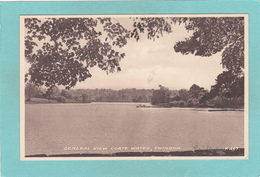 Old Postcard Of Coate Water Country Park, Swindon Wiltshire,England,Y18. - Altri