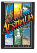 Australia Land Of Contrast - Non Classés