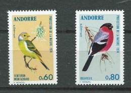 Andorre Français - Série  Yvert N° 240 / 241 **   Bce4115