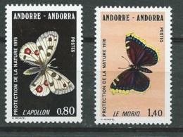 Andorre Français - Série  Yvert N° 258 / 259 **   Bce4116