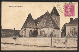 ECROSNES L'Eglise (Jaffré Combier) Eure & Loir (28) - Other Municipalities