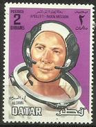 Qatar - 1969 Apollo 11 Aldrin 2d MH    Sc  191 - Qatar