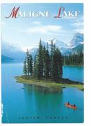 Maligne Lake Jasper Canada - Cartes Modernes