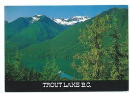 Trout Lake B.C. - Cartes Modernes