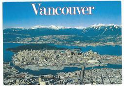 Vancouver B.C. Canada - Cartes Modernes