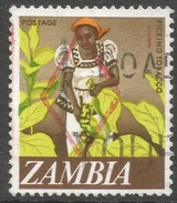Zambia. 1968 Decimal Currency. 10n Used. SG 134 - Zambia (1965-...)
