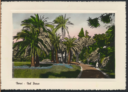 °°° 5015 - NERVI - NEL PARCO (GE) 1952 °°° - Italy