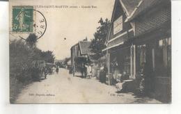 Neaufles Saint Martin, Grande Rue - Otros Municipios