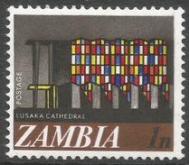 Zambia. 1968 Decimal Currency. 1n MH. SG 129 - Zambia (1965-...)