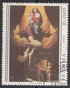 "479B Panama 1967 ""The Vow Of Louis XIII"" Quadro Dipinto Da J.A.D. Ingres Preoblit. Neoclassicismo Painting Preoblit."