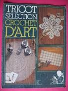 131 - Tricot Sélection - Crochet D'art - Bimestriel N° 44 - Moda