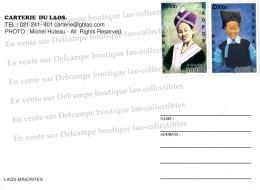 CPM - Laos - MINORITE  - Envoi Direct - Laos