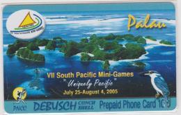 PALAU  PREPAID/RECHARGE