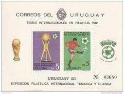 Uruguay Hb Michel 51 - Coppa Del Mondo